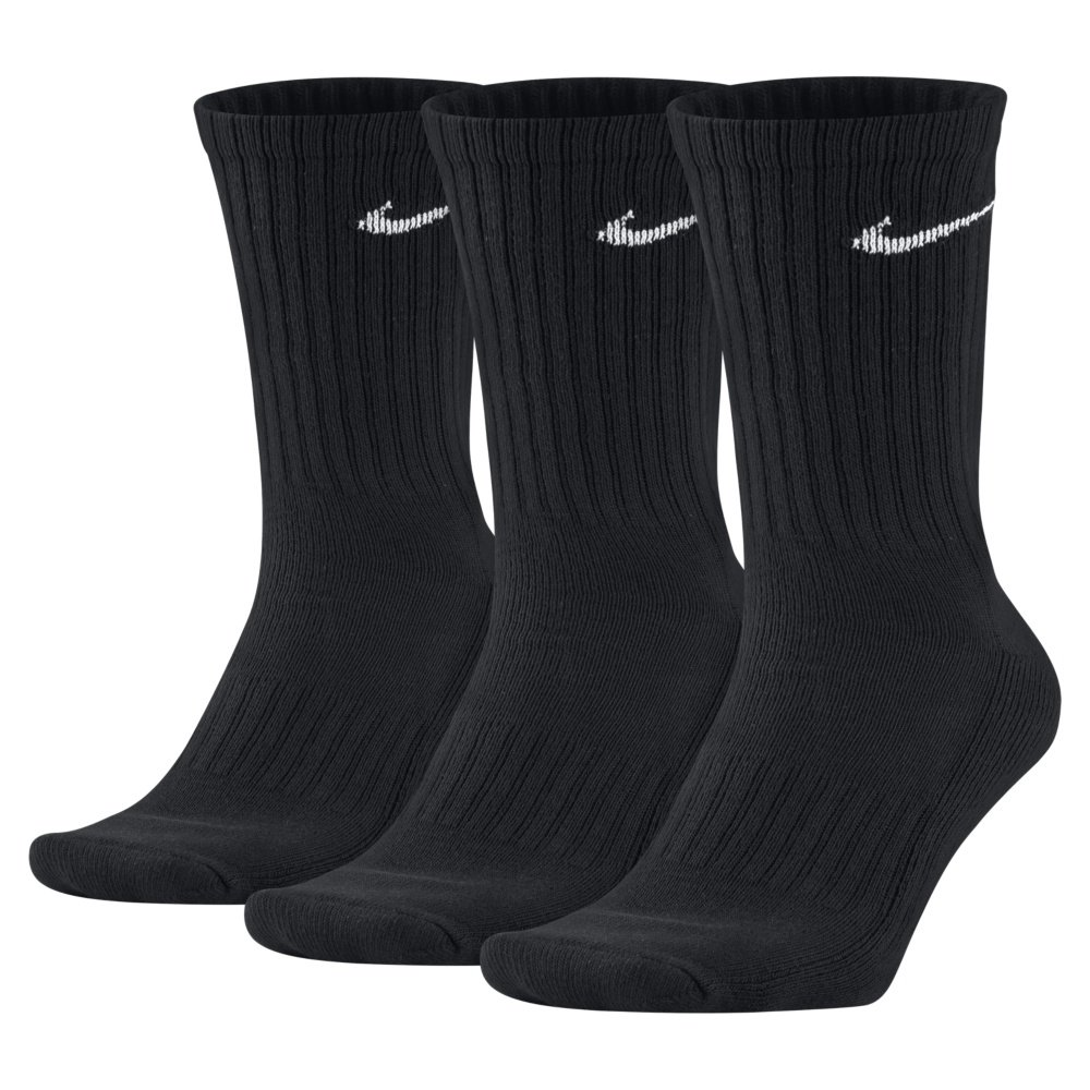 nike 3ppk value cotton crew (sx4508-001)