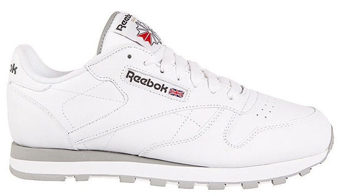 "reebok classic leather ""white"""