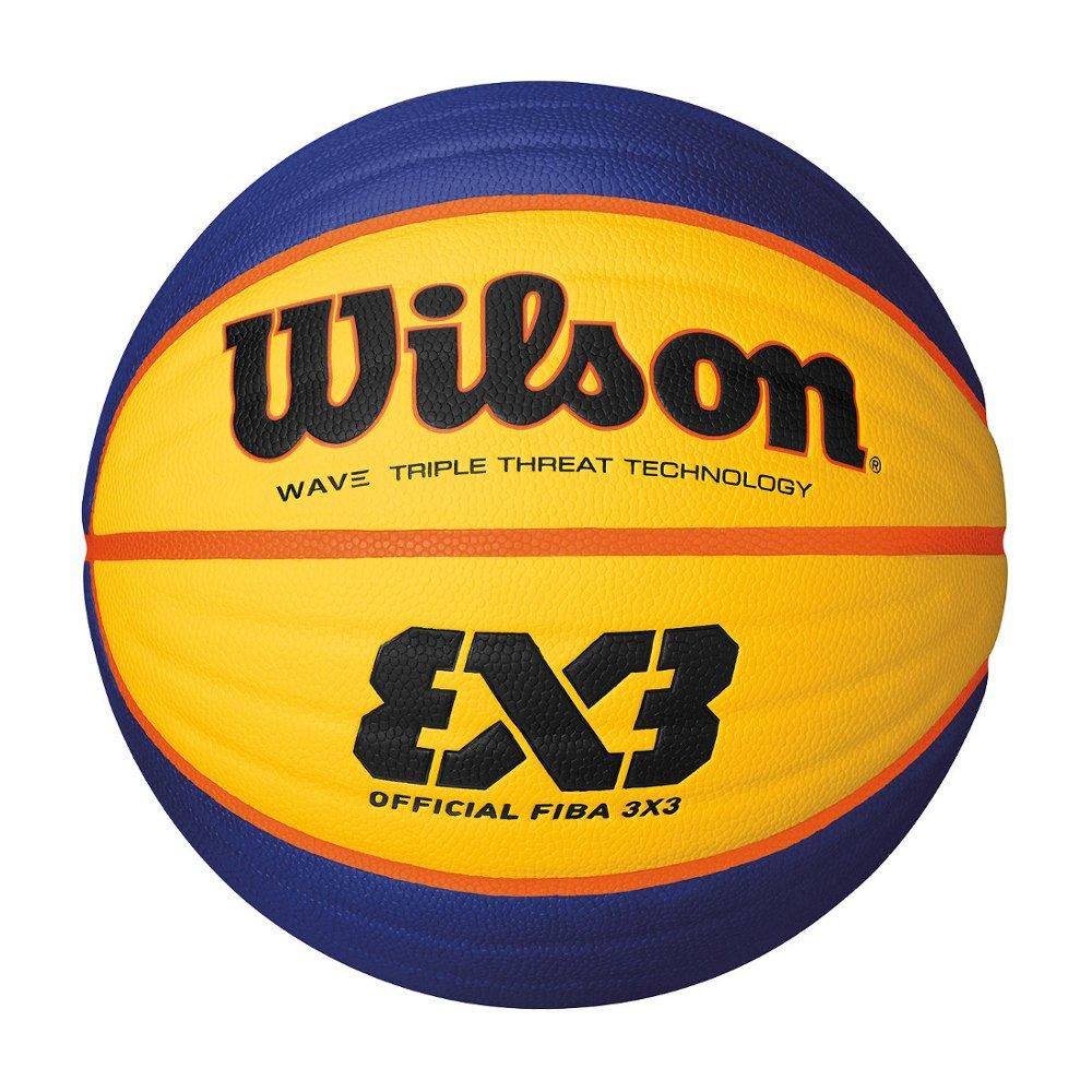 wilson fiba 3x3 game basketball (wtb0533xb)