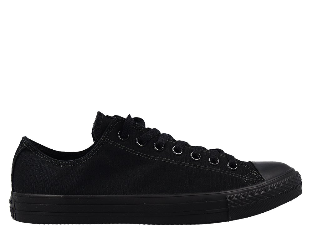 converse chuck taylor all star low all black