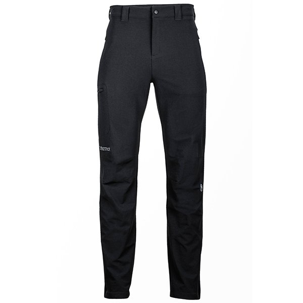 spodnie marmot scree pant black (80950-001)