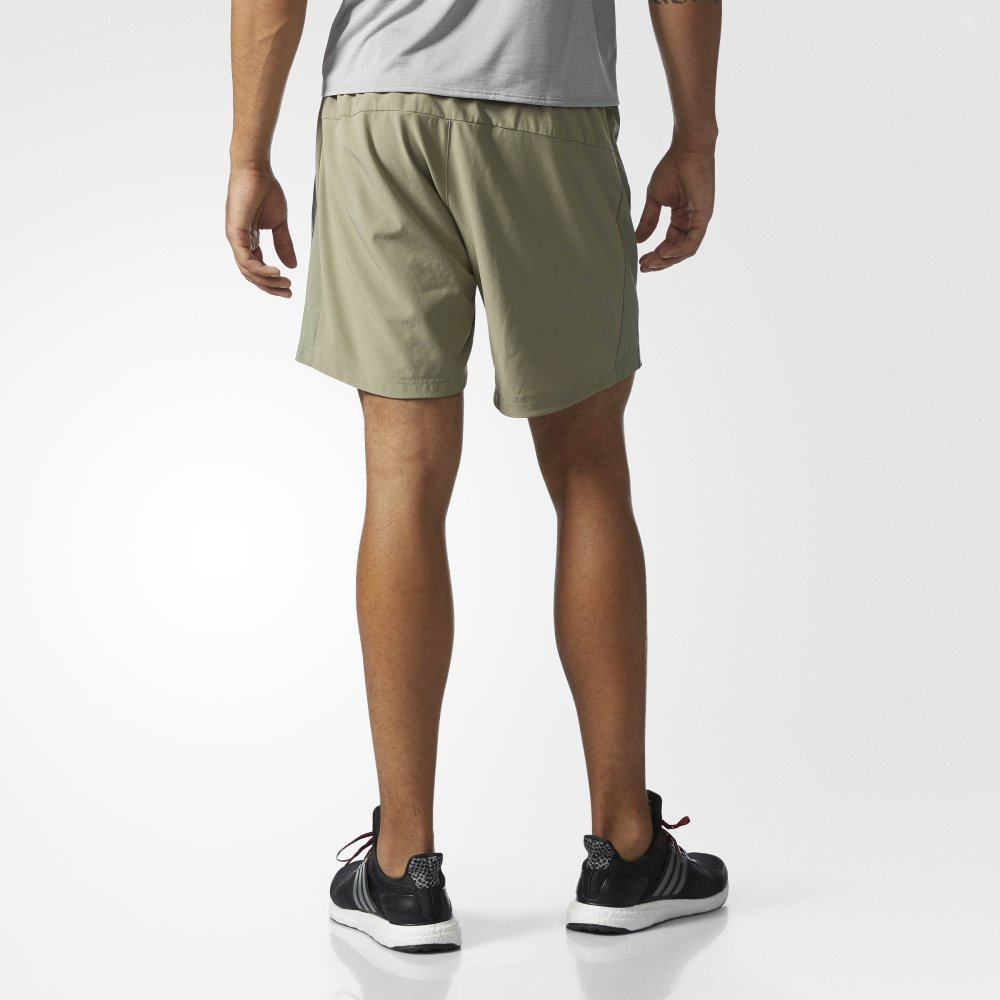 adidas supernova graphic shorts grey