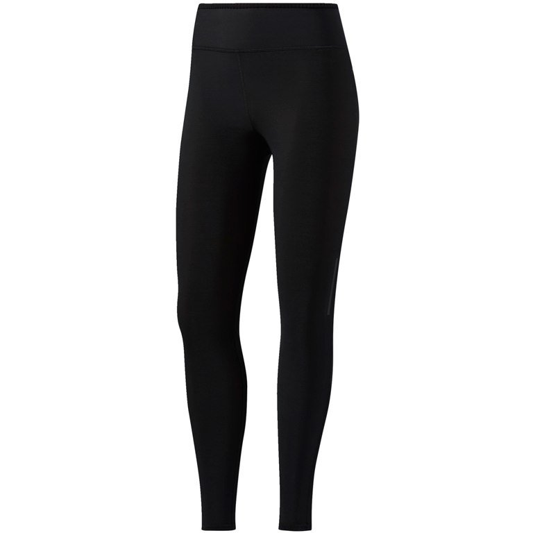 adidas supernova climaheat long tights w czarne