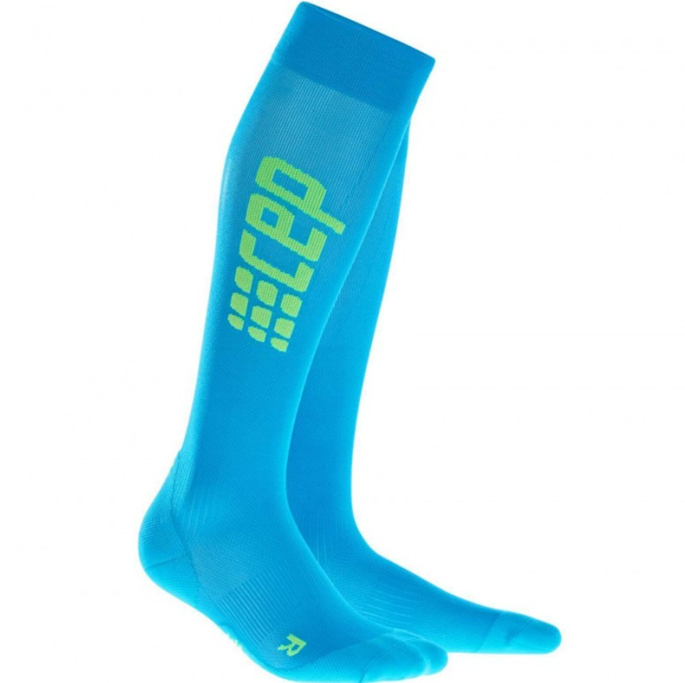 cep run ultralight socks m niebieskie