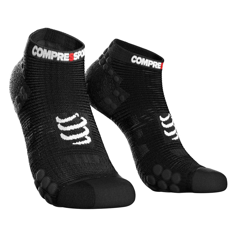 skarpetki racing socks v3.0 run lo smart black t4