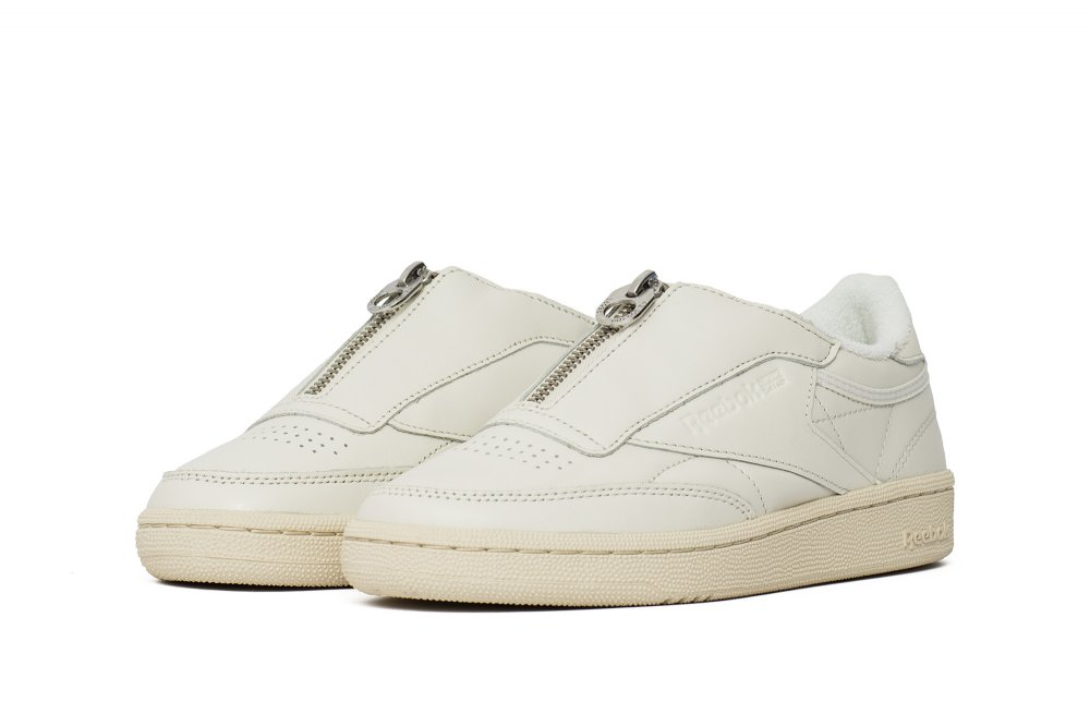 reebok club c 85 zip (bs6612)