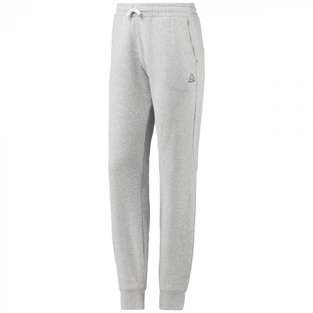 reebok elements fleece sweatpant grey