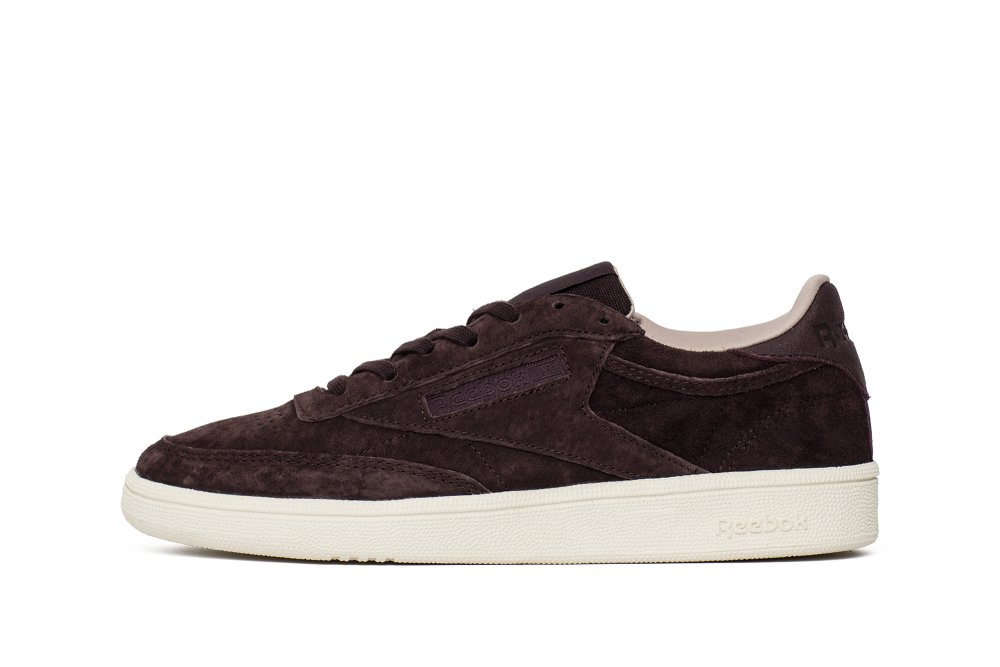 "reebok club c 85 w&w ""urban plum"" (bs5192)"