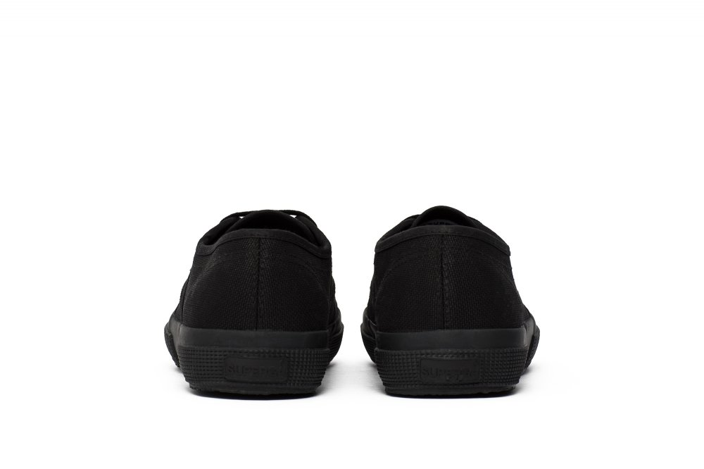 "superga 2750 cotu classic ""total black"" (s000010-997)"