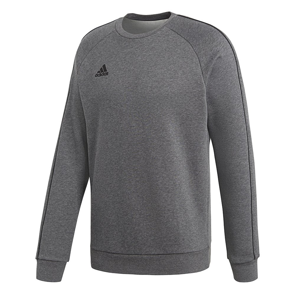 adidas core 18 sweat męska szara