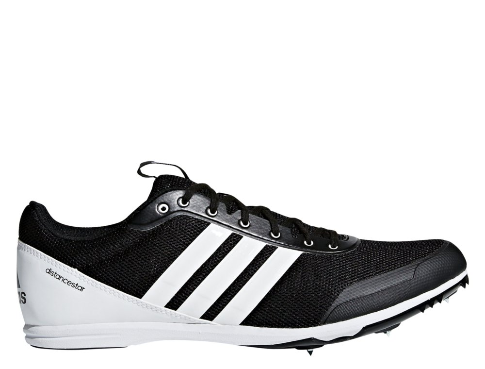 adidas distancestar spikes czarne