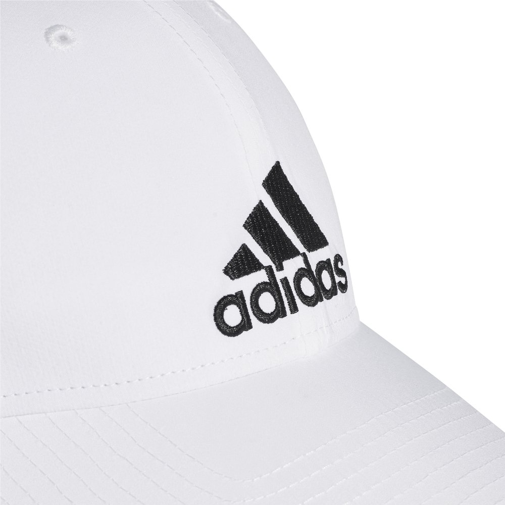 adidas 6 panel lightweight embroidered cap (bk0794)