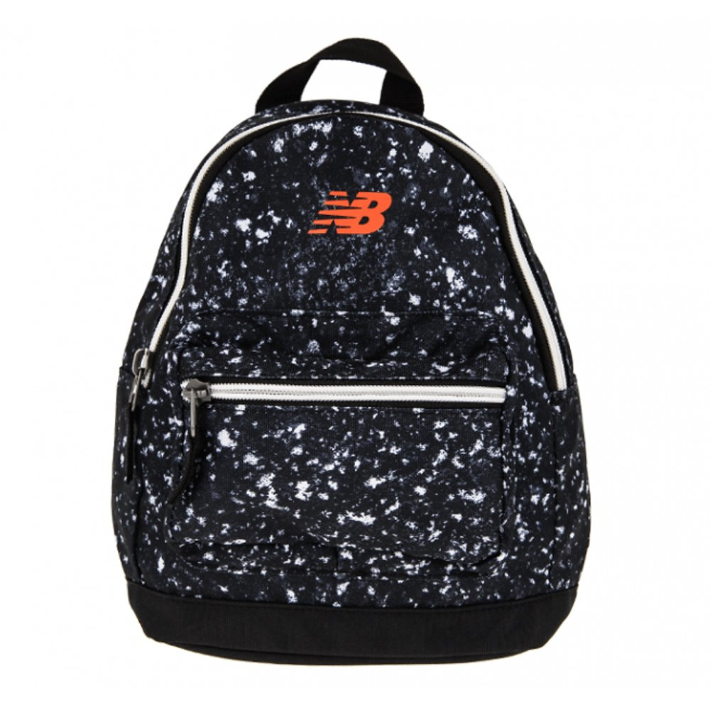 new balance mini classic backpack czarno-biały
