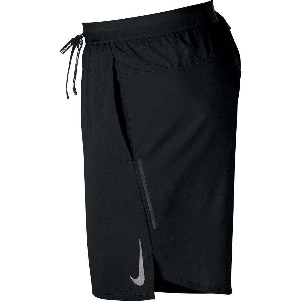 nike dri-fit flex stride 7 inch shorts m czarne