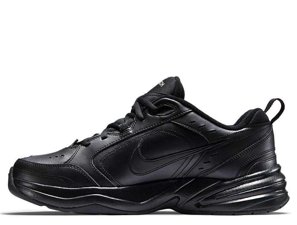 nike air monarch iv czarne