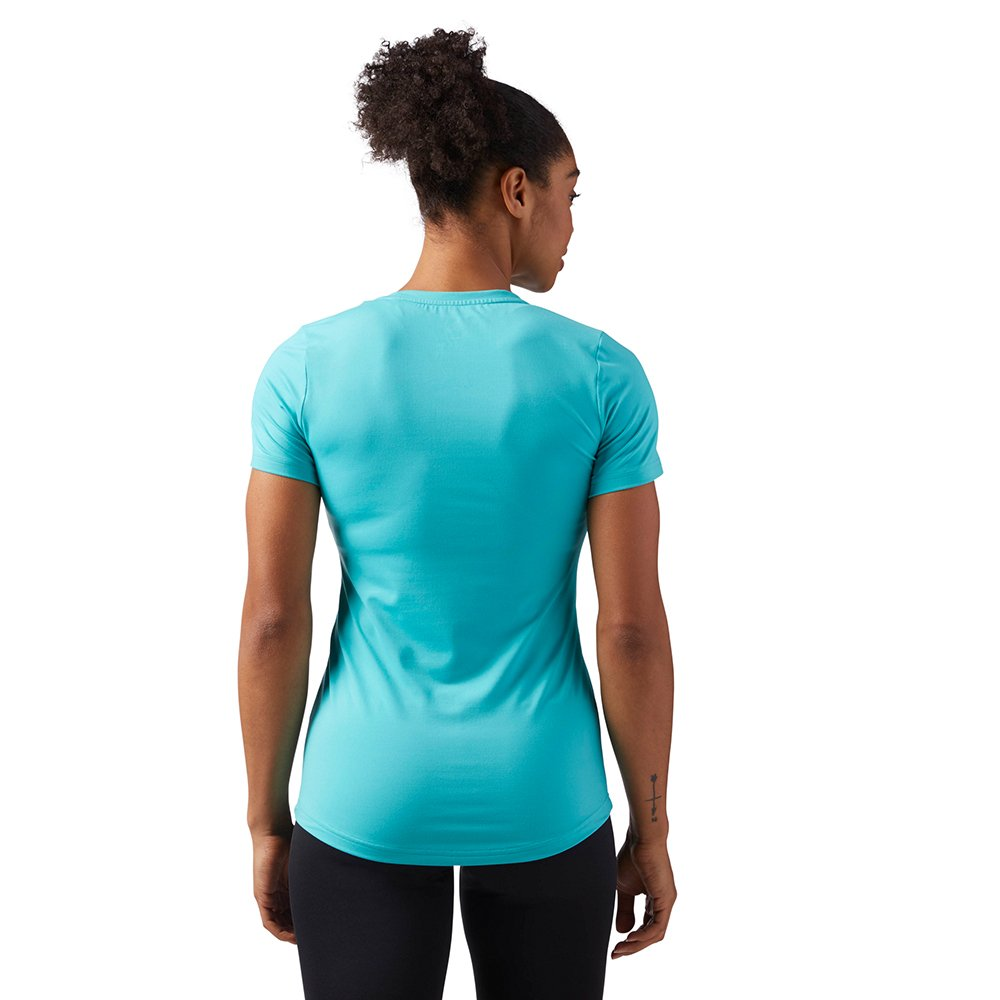 reebok workout ready speedwick tee blue
