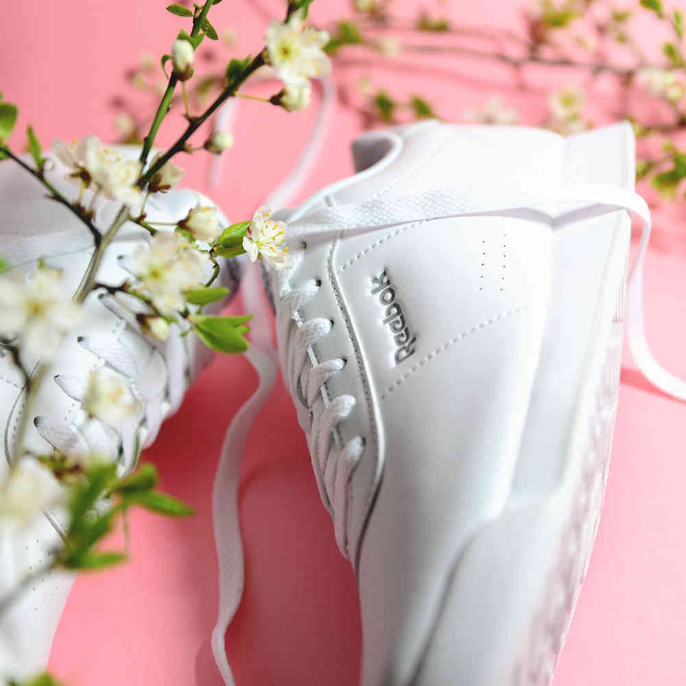 reebok royal charm white