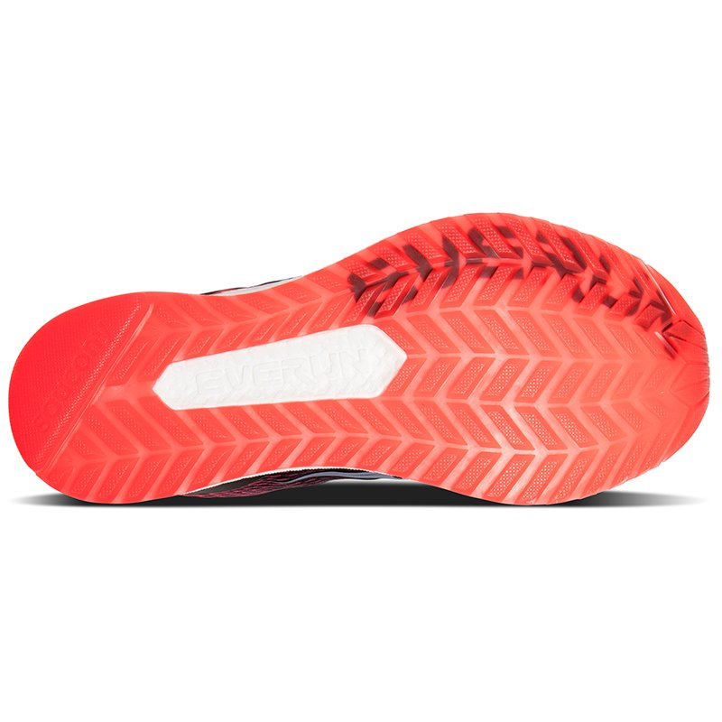 saucony freedom iso red