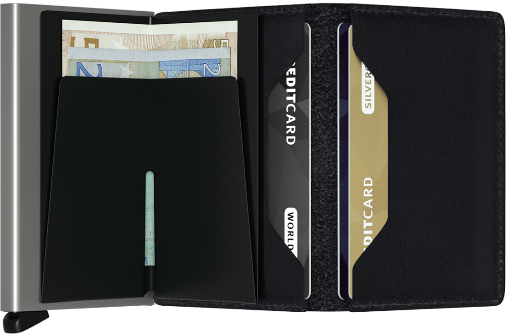 secrid slimwallet (so-black)