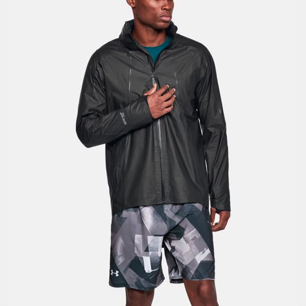 under amour storm accelerate gore-tex® long jacket