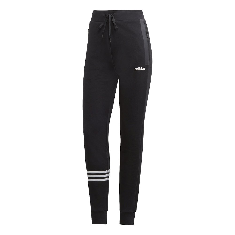 adidas essentials season motion pant czarne