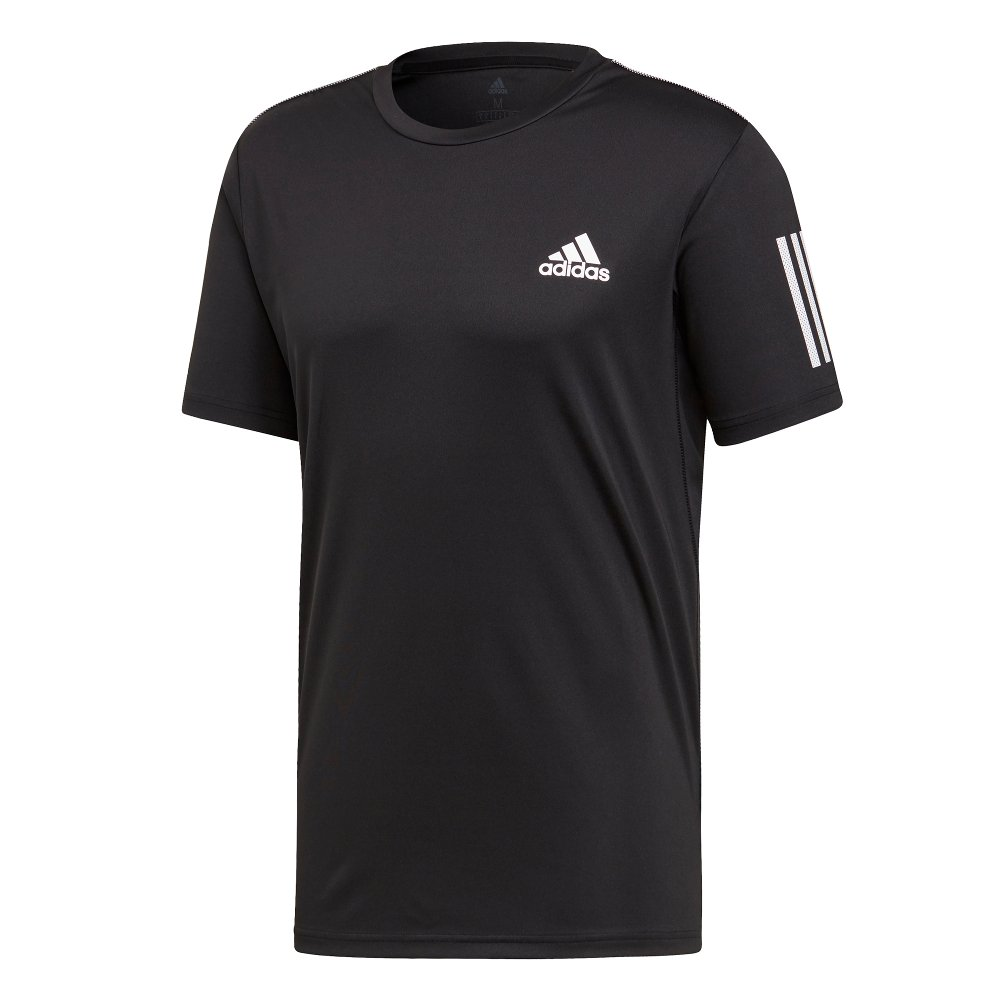 adidas 3-stripes club tee