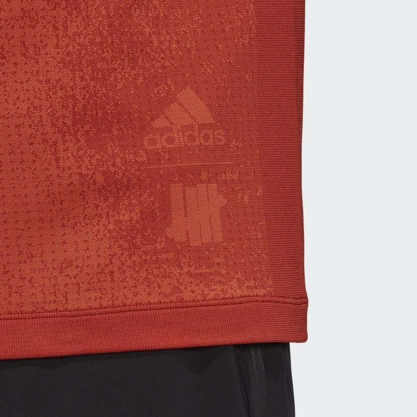 adidas x undefeated knit tee (dy3264)