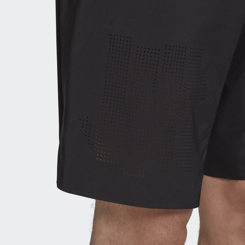 adidas x undefeated gym shorts (dy3265)