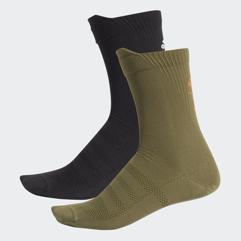 adidas x undefeated socks 2 pairs (dy5865)