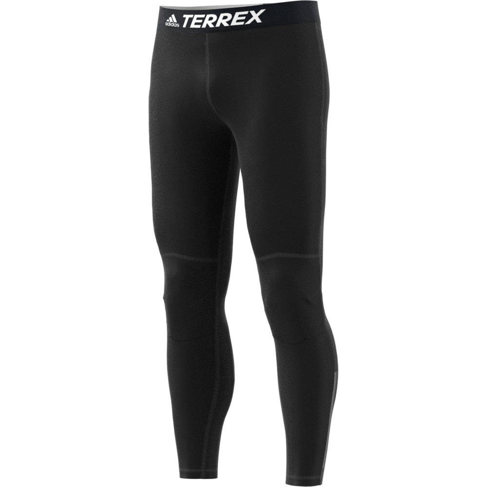adidas agravic trail tights czarne