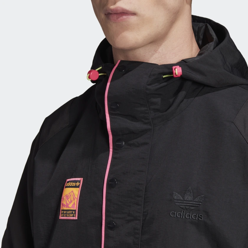 adidas hooded jacket (fr0597)