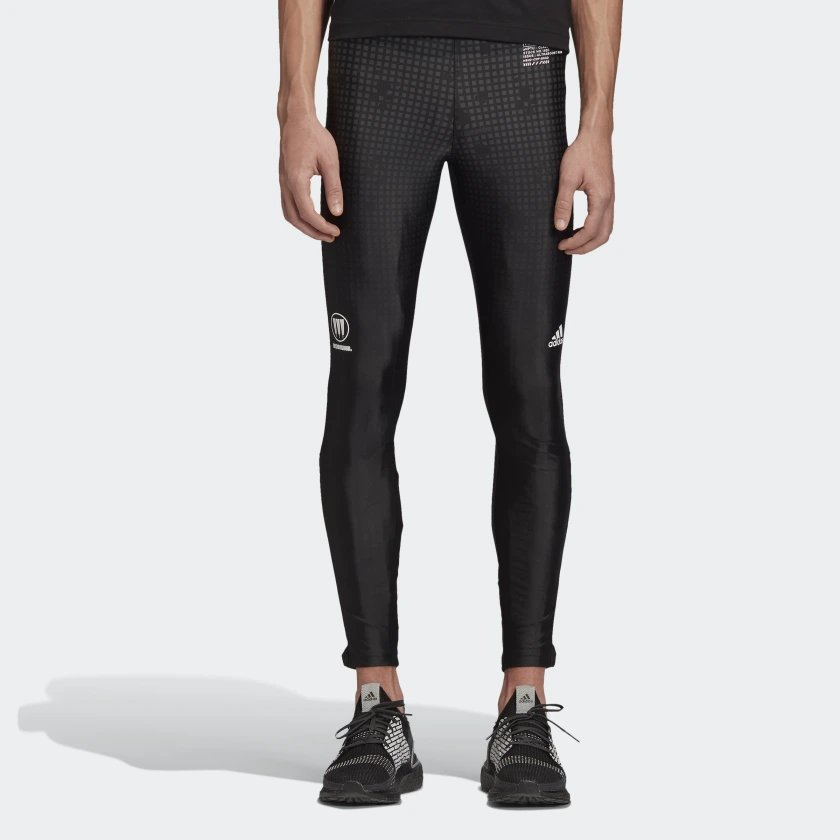 adidas x neighborhood run tights (fq6819)