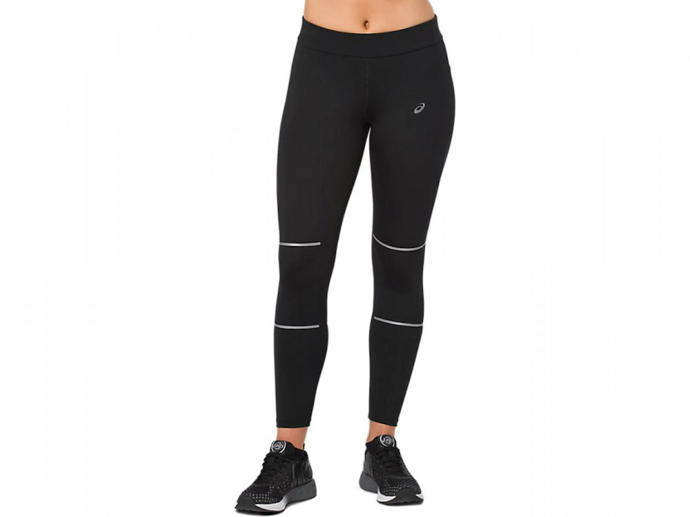 asics lite-show 7/8 tight performance black