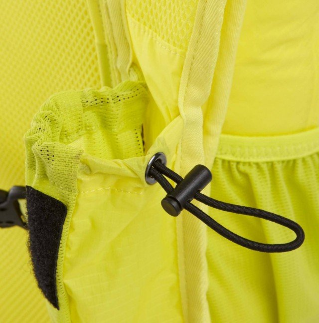 asics lightweight running backpack lemon