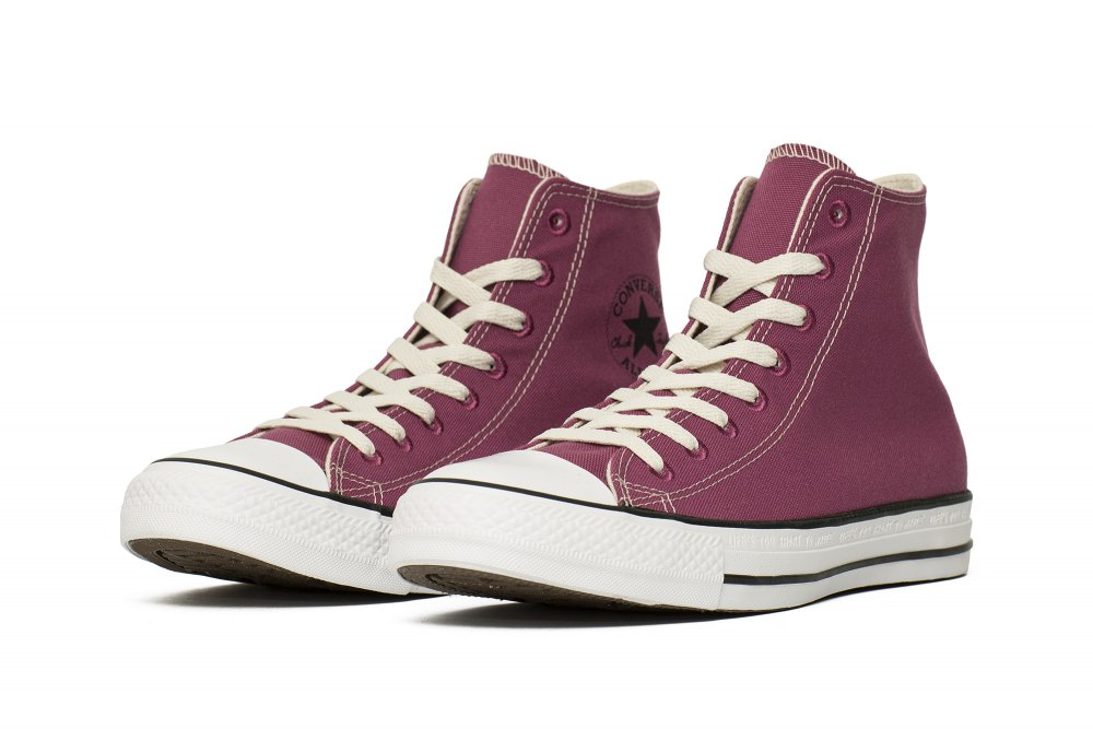 converse renew canvas chuck taylor all star high top (166141c)