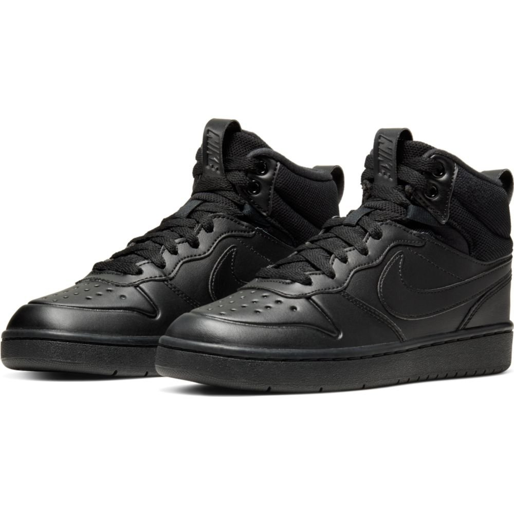 nike court borough mid 2 boot (gs)