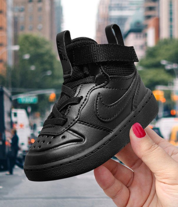 buty nike court borough mid 2 boot