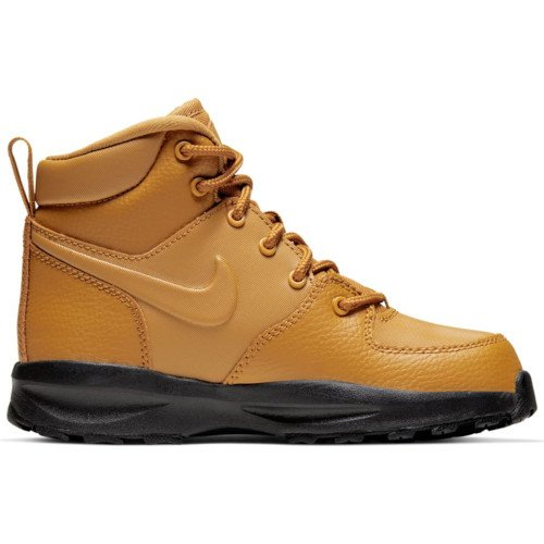 nike manoa leather (ps) brązowo-czarne