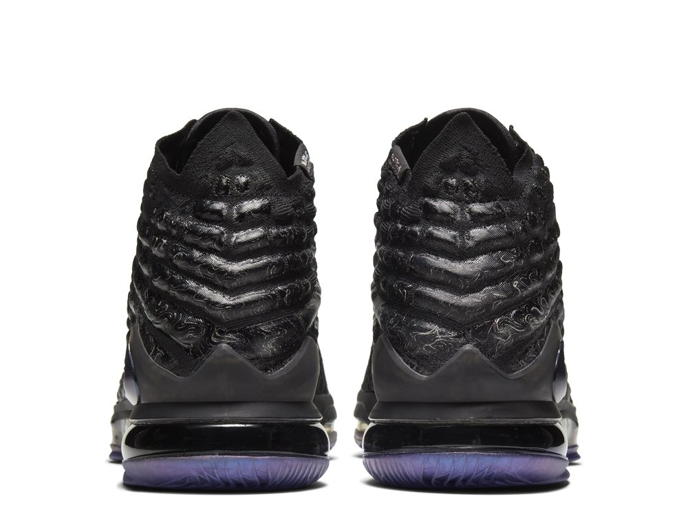"nike lebron xvii ""currency"" (bq3177-001)"