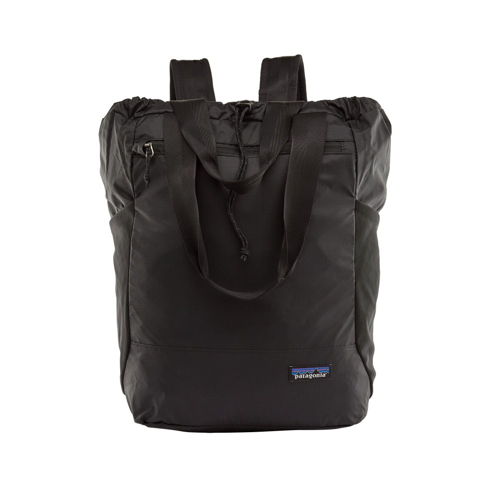 patagonia ultralight black hole® tote pack 27l (48809-blk)