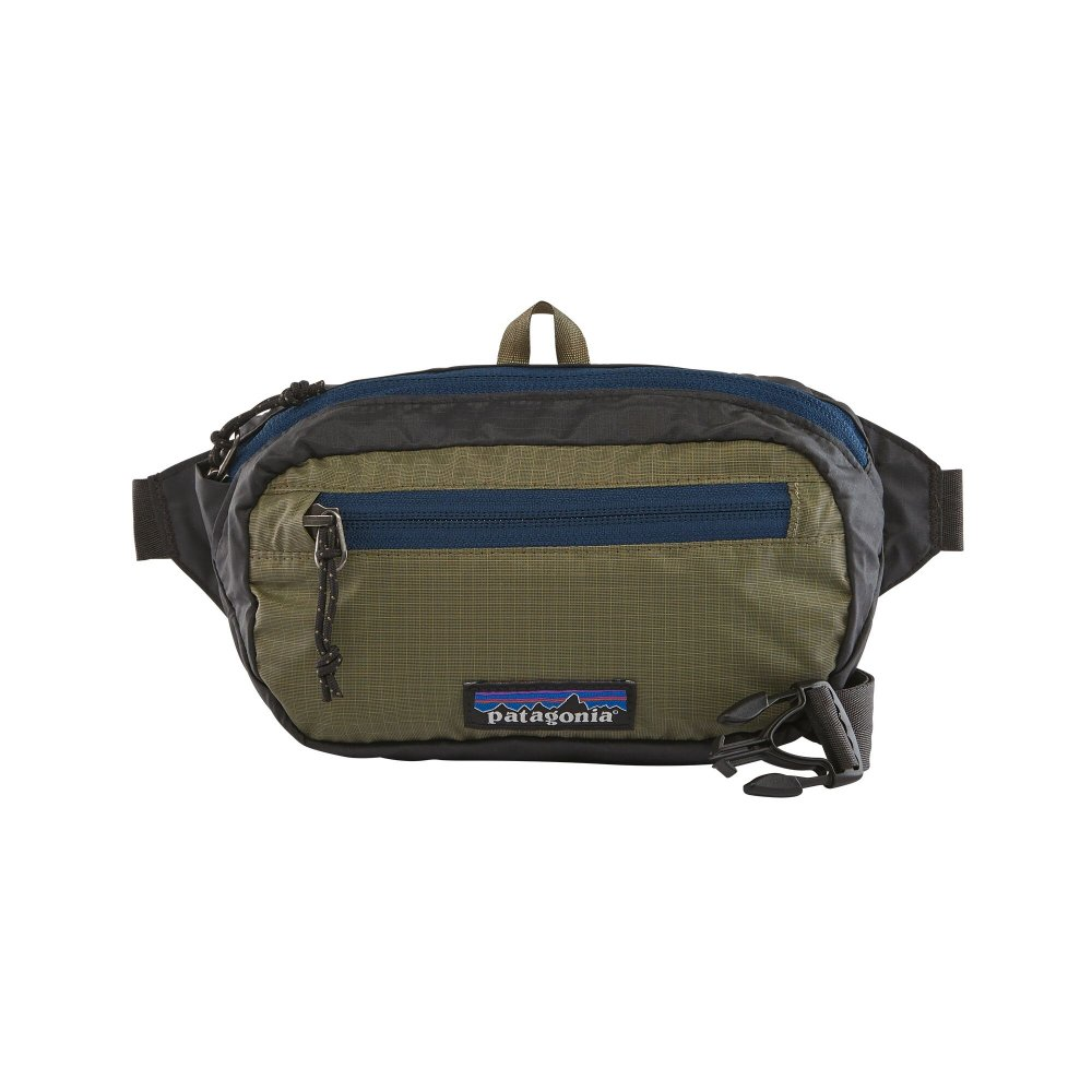patagonia ultralight black hole® mini hip pack 1l (49447-inbk)