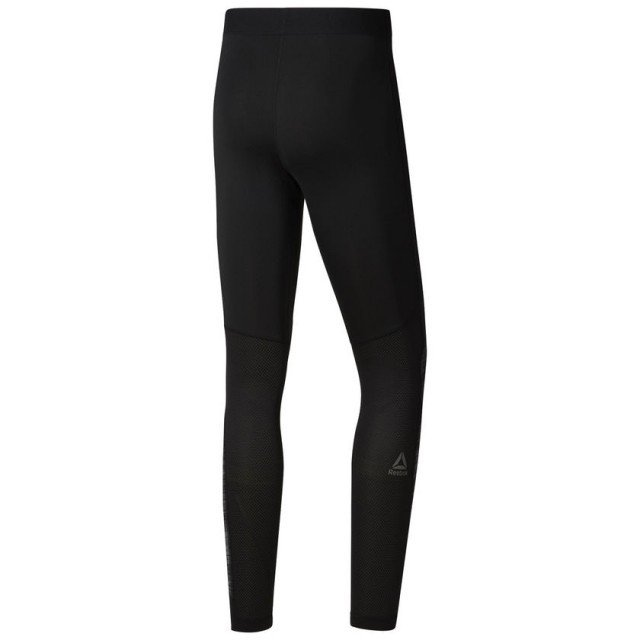 reebok speedwick compression tight black
