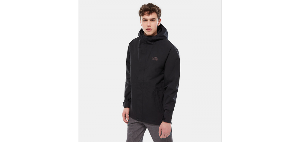 the north face city breeze parka (t93mimjk3)