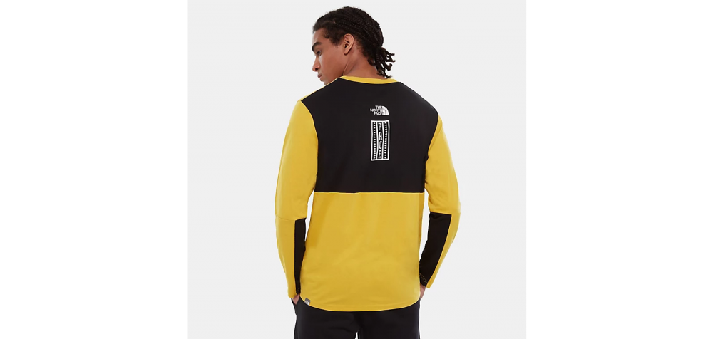the north face '94 rage graphic longsleeve (nf0a3xxfvb6)