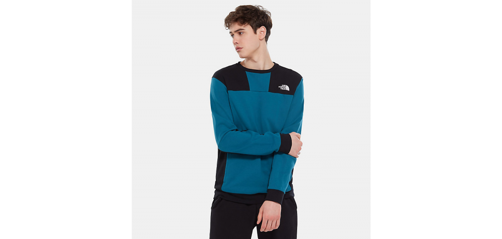 pulower the north face '94 rage graphic crew