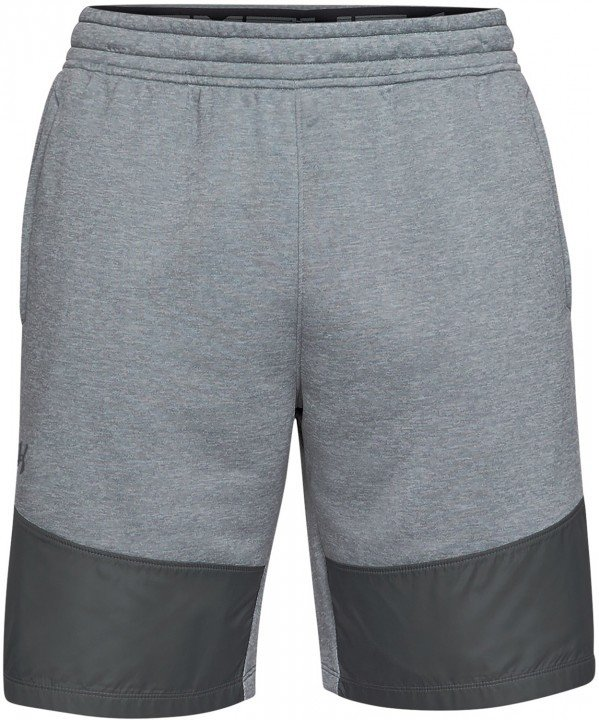 under armour mk1 terry short gray