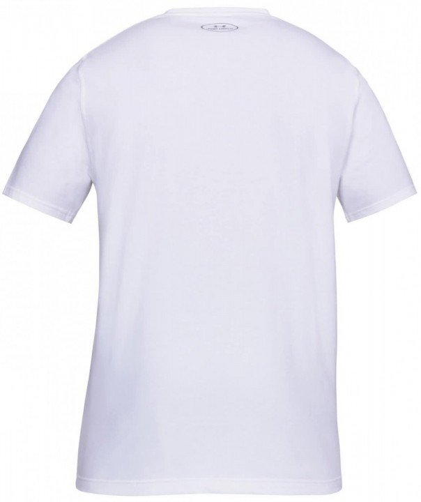 under armour no matter what short sleeve white