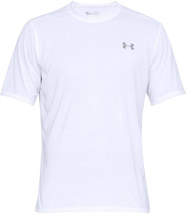 under armour ua siro short sleeve white