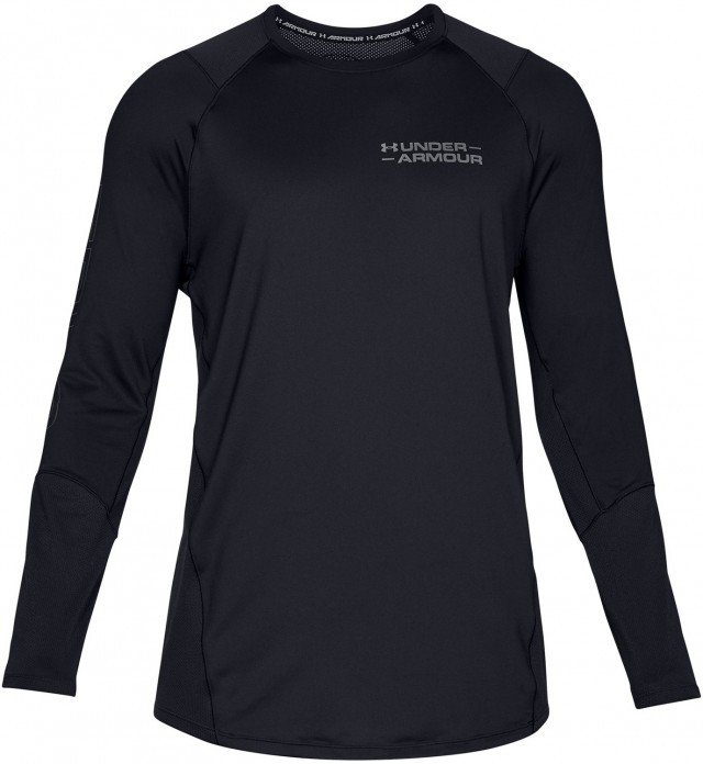 under armour mk1 long sleeve graphic black
