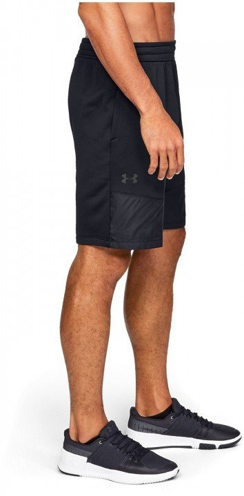 under armour mk1 terry short black